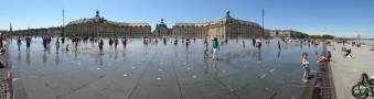 Bordeaux , Place de la Bourse
